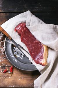 Raw Steak