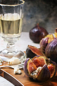 Figs And Cheese