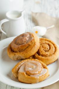 Sweet Cinnamon Buns