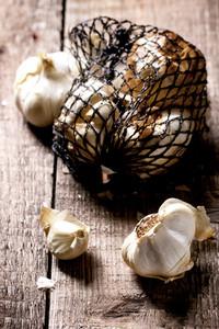 Smoked Garlic