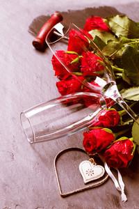 St Valentine Greeting Card
