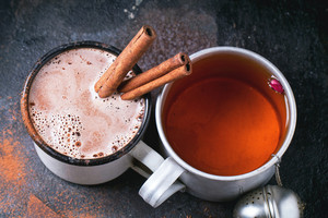 Tea And Hot Chocolate