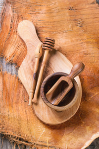 Olive Wood Kitchen Utensil