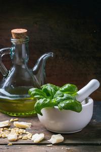 Ingredients For Pesto