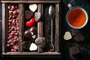 St Valentine Tea