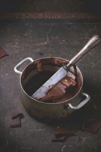 Chocolate Cream Remains