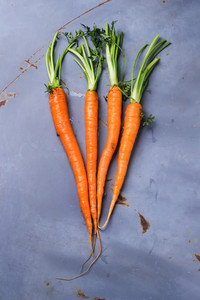 Bundle Of Carrots