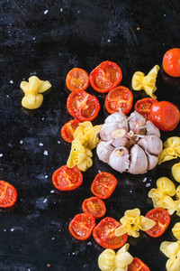 Pasta And Tomatoes