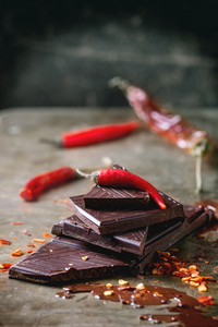 Chocolate And Pepper