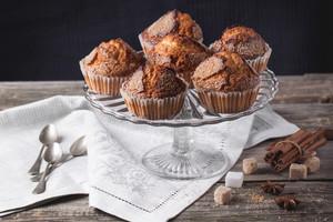 Sugar Muffins With Cinnamon