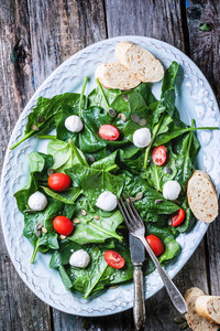 Salad From Spinach
