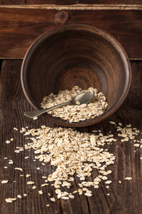 Scattered Oatmeal