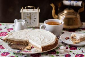 Cottage Cheese Tart