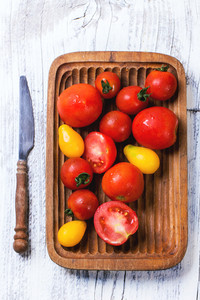 Mix Of Tomatoes