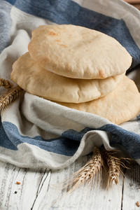 Pita Bread With Ears