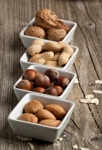 Assorted Nuts Almond