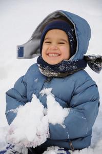 Great activity on snow