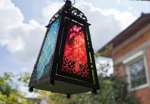 Ramadan lantern and decoration lights