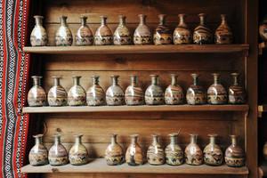 Sand souvenirs