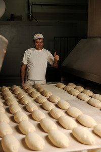 Bread factory