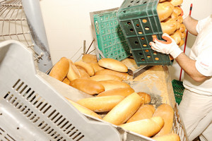 Bread factory