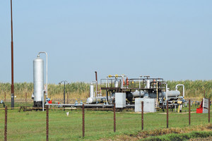 Equipment for oil separation. the object of the oil industry.