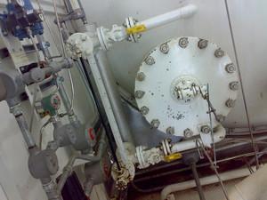 Device control unit heater-treater