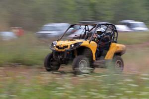 Racing atv