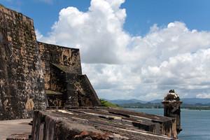 El Morro Fort Exterior