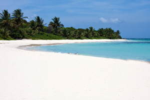 Flamenco Beach Culebra Island Puerto Rican