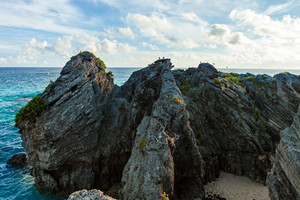 Bermuda Rock Formations