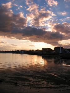 Connecticut Beach Sunset