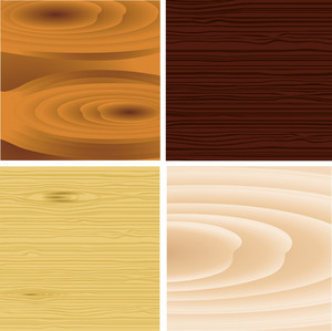 A Collection Of Wooden Background Vector