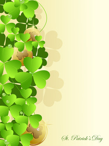 A Illustration Of Patricks Day.