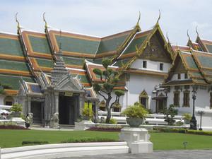 A Temple Wat Phra Kaew