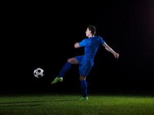 Soccer player