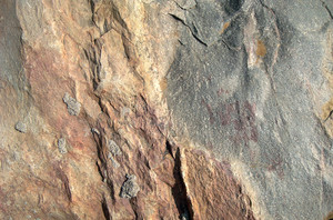 A_texture_of_rock