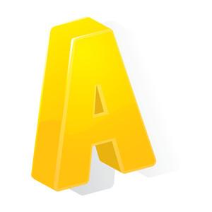 Abc. Vector.