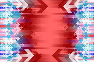 Abstract Arrows Design