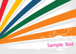 Abstract Artistic Background Banner8