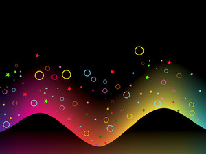 Abstract Artwork Background