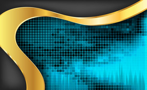 Abstract Background Vector Illustration
