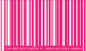 Abstract Barcode