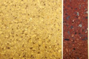 Abstract Bathroom Marble Tiles