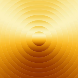 Abstract Bright Circles Background
