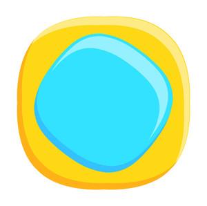 Abstract Circle Design