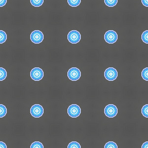 Abstract Circles Design Pattern