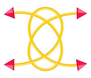Abstract Design Arrows