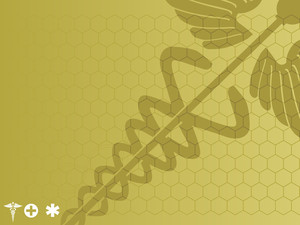 Abstract Design Medical Background