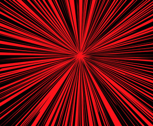 Abstract Design Sunburst Background